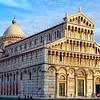 Pisa - Cathedral Square - Piazza del Duomo - 1984