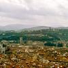 Area surrounding Santa Croce - 1981