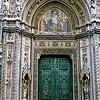 Basilica di Santa Maria del Fiore - Entrance - 1981