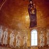 Venice - church ceiling - 1984