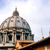 Dome of Saint Peter's Basilica - 1981