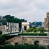 Rome - Via Sacre - 1981