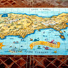 Tile map of Capri - 1984