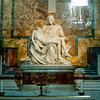Michelangelo's Pietà  (1499) - 1981