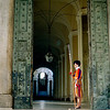 Portone di Bronzo - Vatican Apostolic Palace entrance - 1981