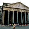 Rome - The Pantheon (c. 126 AD) - 1981