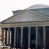 The Pantheon & Fontana del Pantheon (1711) - 1984