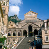 Amalfi Cathedral of Sant'Andrea - Amalfi Town (10th century)