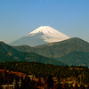 Mt. Fuji - Elevation 13,388 feet - Japan's tallest peak