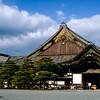 Kyoto - Nijo Castle (1679) - 1985