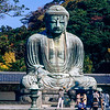 The Great Buddha of Kamakura (1252) - 1985