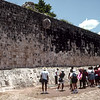 Mayan field where war games were held