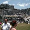 Our guide by El Castillo