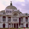 Mexico City - Palacio de Bellas Artes - 1982