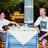 Puerto Vallerta - 1995 - Mercedes & Barry in Bogart's