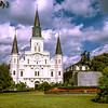 New Orleans - St. Louis Cathedral - 1997