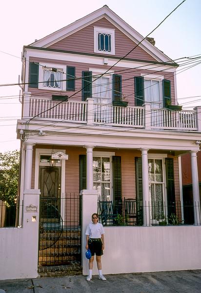 New Orleans - La Maison Marigny B&B - 1997