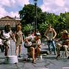 New Orleans - Street muscians - 1997