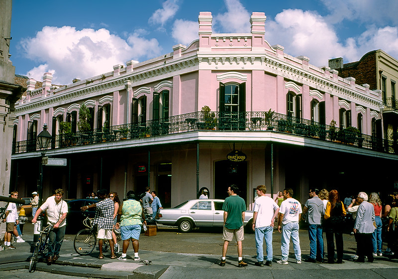 New Orleans - Chart House - 1997