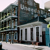 New Orleans, Dumaine St. - Uneeda Biscuit sign - 1997