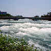 Niagara River leading to the falls