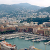Monaco - Fontvieille Harbor - 1985