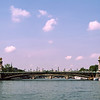 Paris - Boat ride on the Seine River