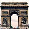 The Arc de Triomphe - 163 feet in height (1836)