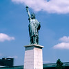 Paris - Statue of Liberty (1/4 scale) (1889)