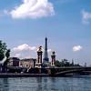 The Alexandre III Bridge, the Seine & the Eiffel Tower