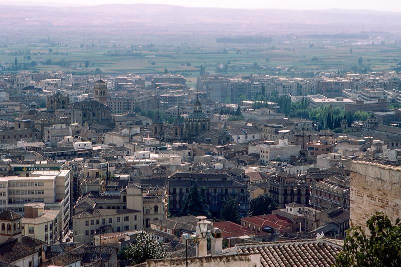 Spain 1987 - Panorama of Toledo