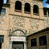 Toledo - El Greco museum entrance