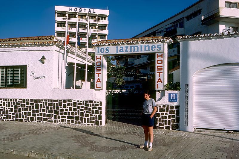 Malaga - Los Jazmines Hostal - Worst room ever!