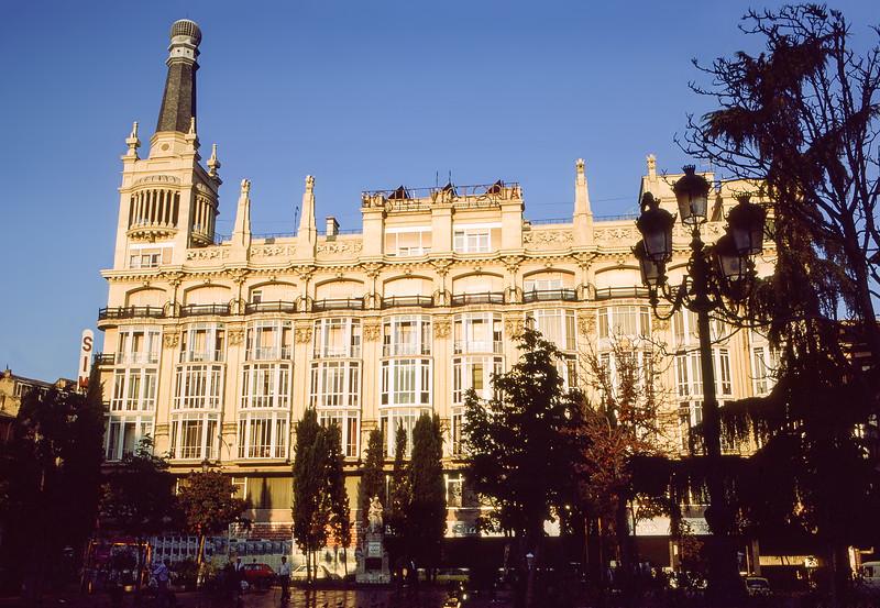 Madrid - Hotel Victoria