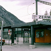 Zermatt train station