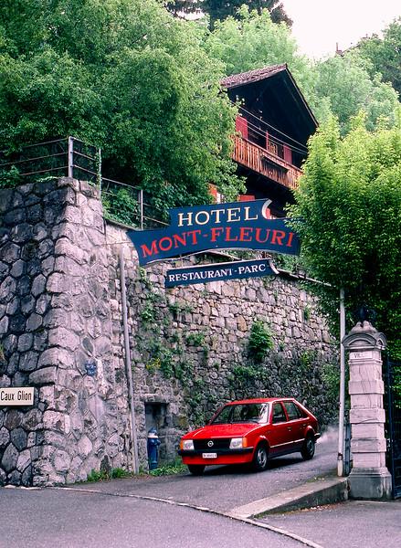 Hotel Mont Fleuri - Leysin, Switzerland