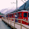 Train to Zermatt