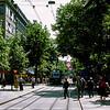 Zurich - Trolleybus