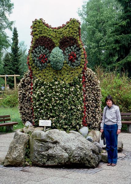 Mainau - Mercedes by Owl