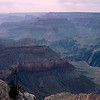 The Grand Canyon is 277 miles long, up to 18 miles wide & attains a depth of 6,093 feet