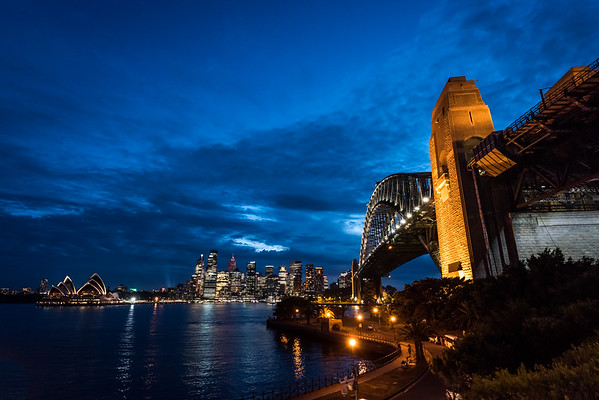 Extreme Sailing Series in Sydney, Australia