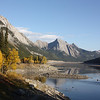 Medecine Lake, Jasper National Park, Canada