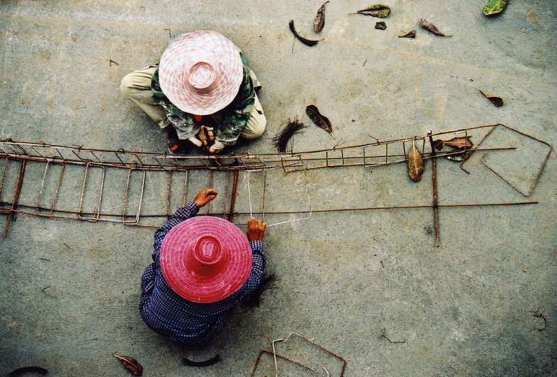Boatmaking, Thailand