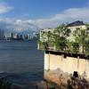 View of the city from Casco Viejo, Panama City
