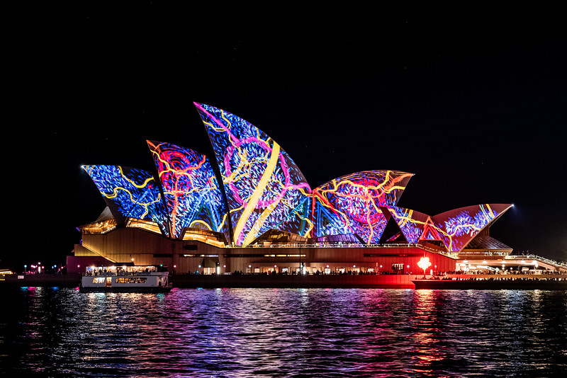 #VividSydney
