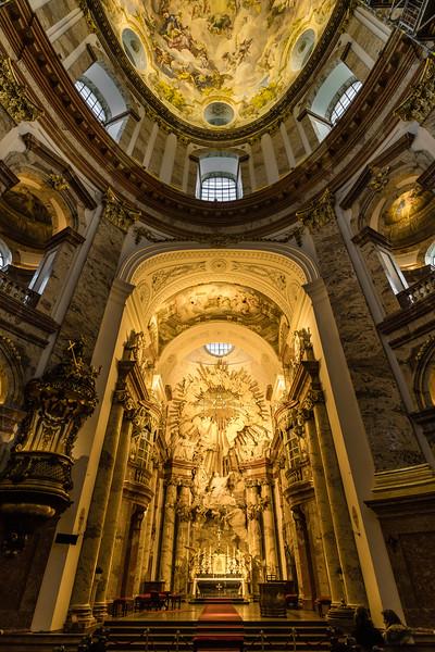 Karlskirche | Vienna