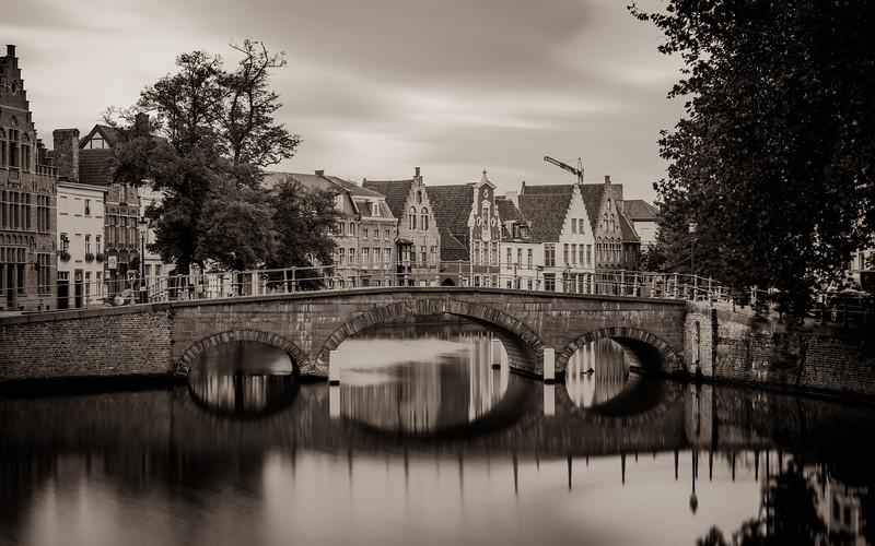Carmersstraat Bridge | Bruges