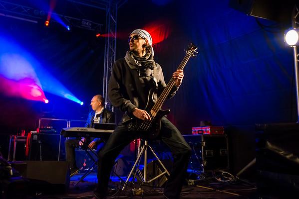 the sterways bassist