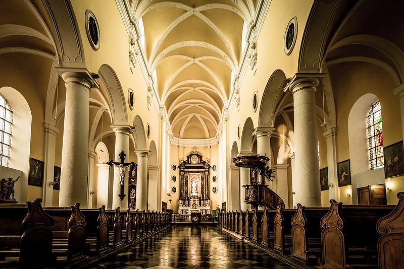 St. Sebastian Church | Stavelot