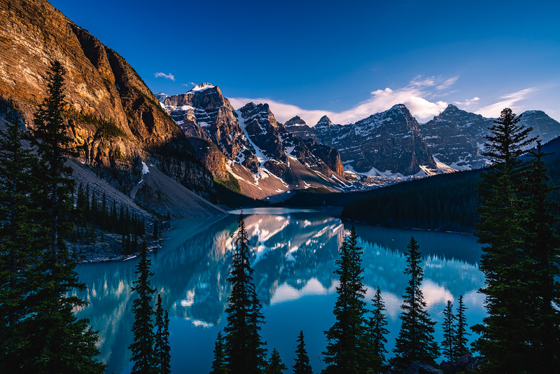 🇨🇦🌲🌲Moraine Lake | Banff🌲🌲